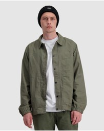 Huffer - Men's Utility Coaches Jacket