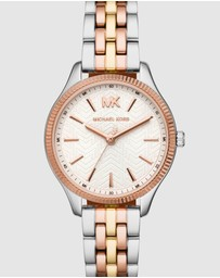 Michael Kors - Runway Women's Analogue Watch