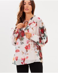 Cooper St - Rosa Long Sleeve Top