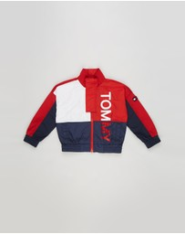 Tommy Hilfiger - Bold Tommy Jacket - Kids