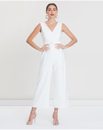 Bardot - Cut-Out Jumpsuit