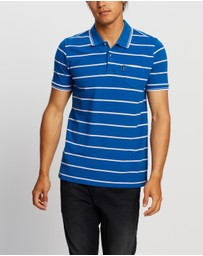 Ben Sherman - Stripe Pocket Pique Polo