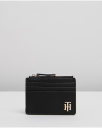Tommy Hilfiger - Saffiano CC Holder