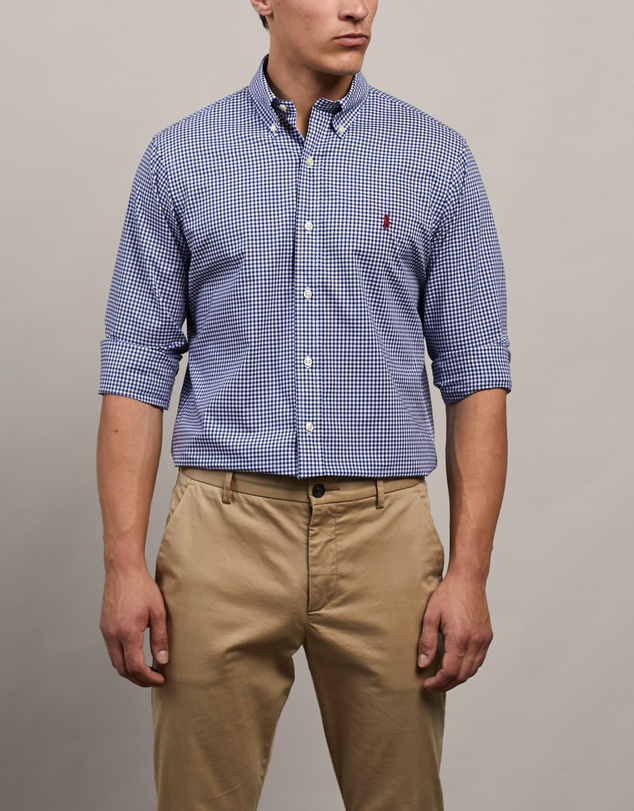 Polo Ralph Lauren - Stretch Long Sleeve Sport Shirt