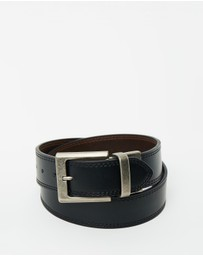 Dickies - Reversible Leather Belt