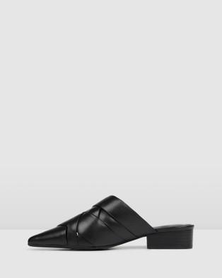 Jo Mercer Zelda Dress Flats - Flats (Black)