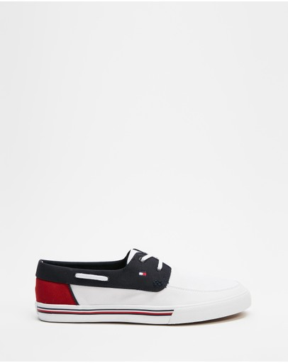Tommy Hilfiger - Corporate Boat Shoes