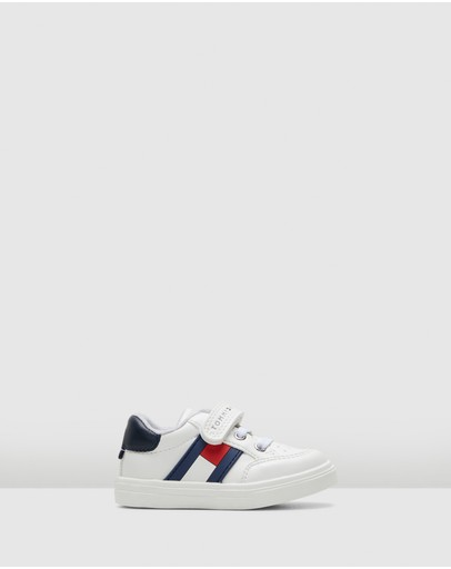 Tommy Hilfiger - Low Cut Flag Infant Sneakers