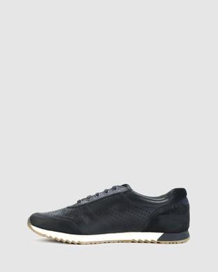 Acton Sugar - Sneakers (Navy)