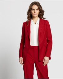 SABA - Celeste Wool Suit Jacket
