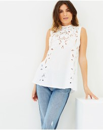Sass & Bide - Sacred Journey Top