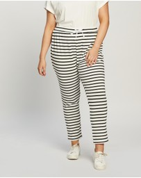 Atmos&Here Curvy - Nadia Relaxed Pants