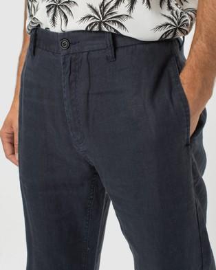 Barney Cools B.Relaxed Pants - Pants (Navy)