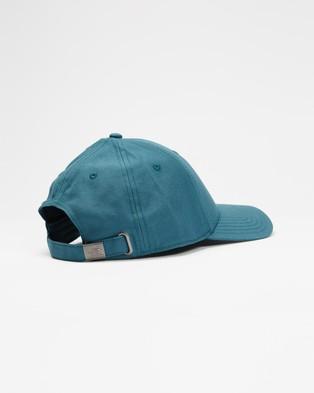 The North Face 66 Classic Hat   Unisex - Headwear (Mallard Blue)