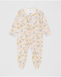 Walnut Melbourne - May Gibbs Ziggy Onesie - Babies
