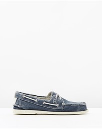Sperry - AO 2-Eye Canvas