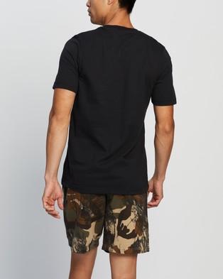 adidas Originals Sport Graphic Tee - T-Shirts & Singlets (Black & Multicolour)