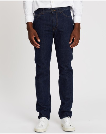 Kent And Curwen Slim Jeans Blue