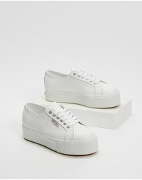 Superga - 2790 Full Grain Leather