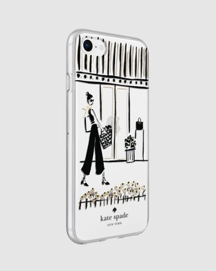 Kate Spade Kate Spade New York Protective Case for iPhone SE,8,7,6 - Tech Accessories (Multi)
