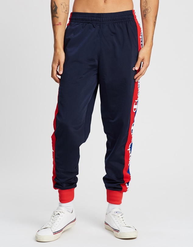 Champion - Taped Tricot Track Pants