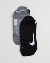 Nike - Multiplier No-Show Socks - Unisex