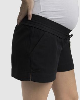 Kate Douglas Designs Frankie Underbelly Shorts - Chino Shorts (Black)