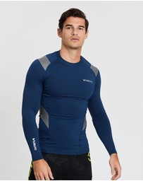 Virus - Sio15X CoffeeChar™ Thermal X-Form Compression Top