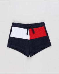 Tommy Hilfiger - Towelling Shorts - Teens