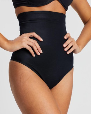 Spanx Suit Your Fancy High Waist Thong - Thongs & G-Strings (Very Black)
