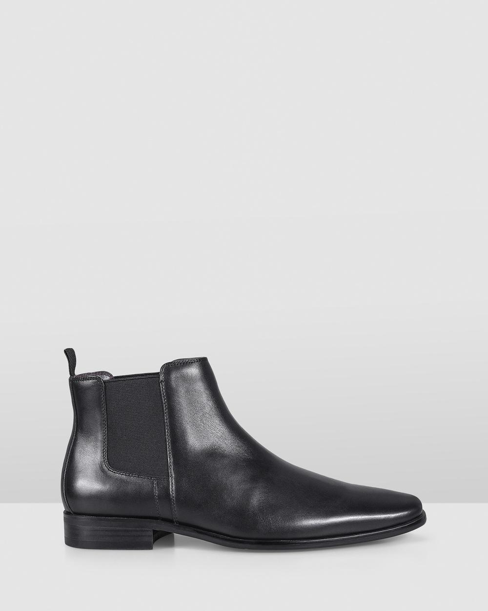 Julius Marlow Impart Boots Black