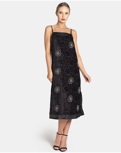 99d999e2106 Velvet Dresses
