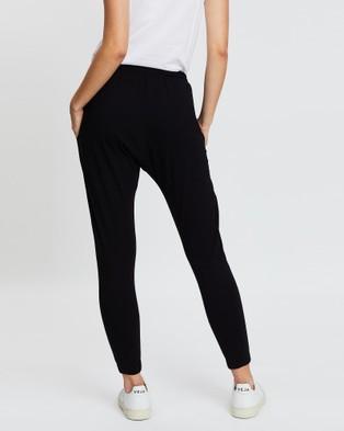 Cartel & Willow Kenji Comeback Pants - Sweatpants (Black)