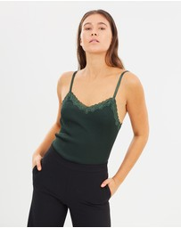 Grace Willow - Ella Seamless Lace Cami