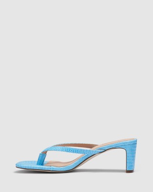 Therapy Ines - Mid-low heels (Blue)