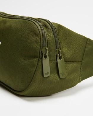 adidas Originals Essential Cross Body Bag - Bum Bags (Wild Pine)