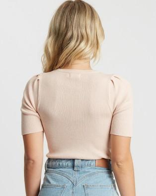 Savel Farlight Top - Tops (Pale Pink)