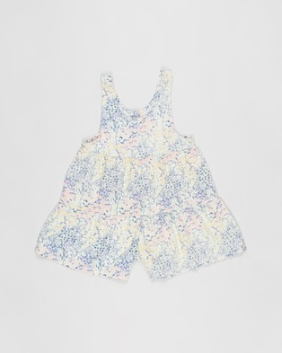 Cotton On Kids Kip & Co Bella Playsuit - Printed Dresses (Little Flowers)