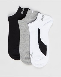 Puma - Lifestyle Sneaker Socks - 3-Pack