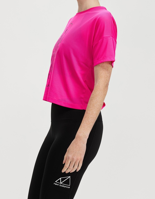 Women Achiever Keyhole Back Graphic Tee