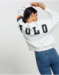Polo Ralph Lauren - Polo Logo Rainbow Sweater