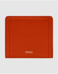 Fossil - Logan Red Wallet