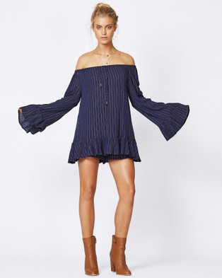 Times Ten – Wishes Tunic – Dresses (NAVY)