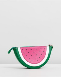 Review - Melon Slice Cosmetic Case