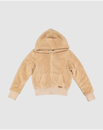 Billabong - Cuddled Up Zip Thru Hoodie