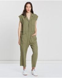 ONETEASPOON - Safari Camp Overalls