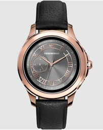 Emporio Armani - Black Smartwatch ART5012