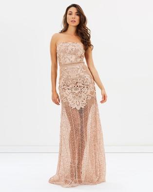 Grace & Hart – Adele Gown – Bridesmaid Dresses Blush