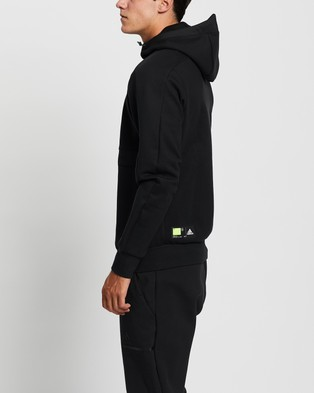 adidas Performance FabMX Sports Jacket - Hoodies (Black)