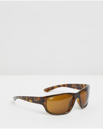 Ray-Ban - Injected Sunglasses - Men's
